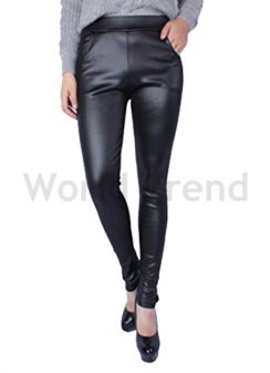 Wetlook  Leggings mit Futter