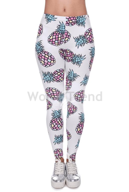 Ananász mintás leggings - Ananász mintás leggings bb34431920